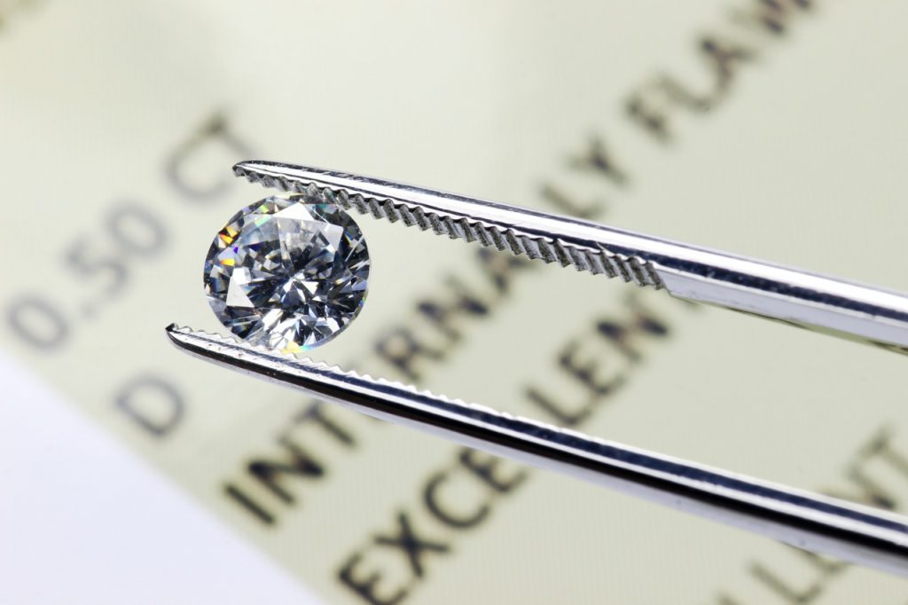 Diamond Color Effect Value - Chicago Diamond Buyer