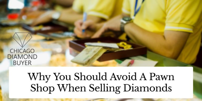 Why You Should Avoid a Pawn Shop When Selling Diamonds