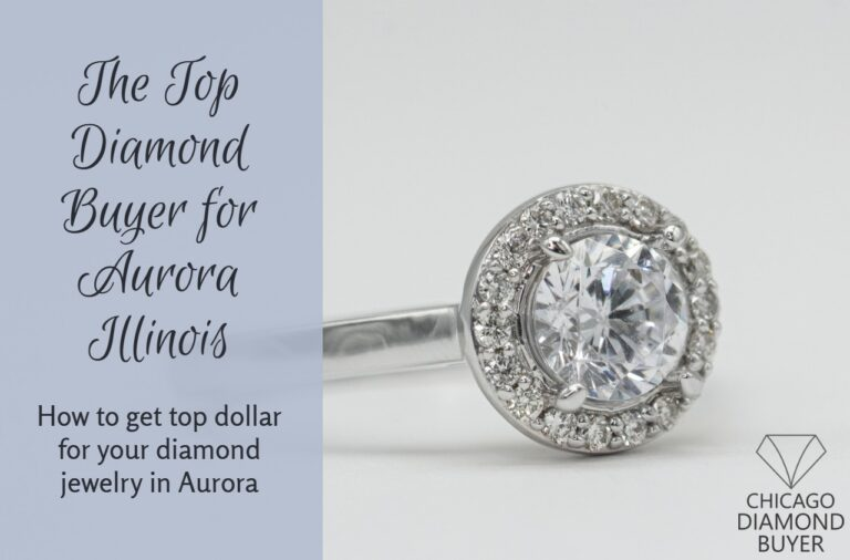 The Top Diamond Buyer for Aurora Illinois