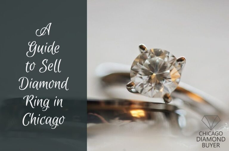 A Guide to Sell Diamond Ring in Chicago